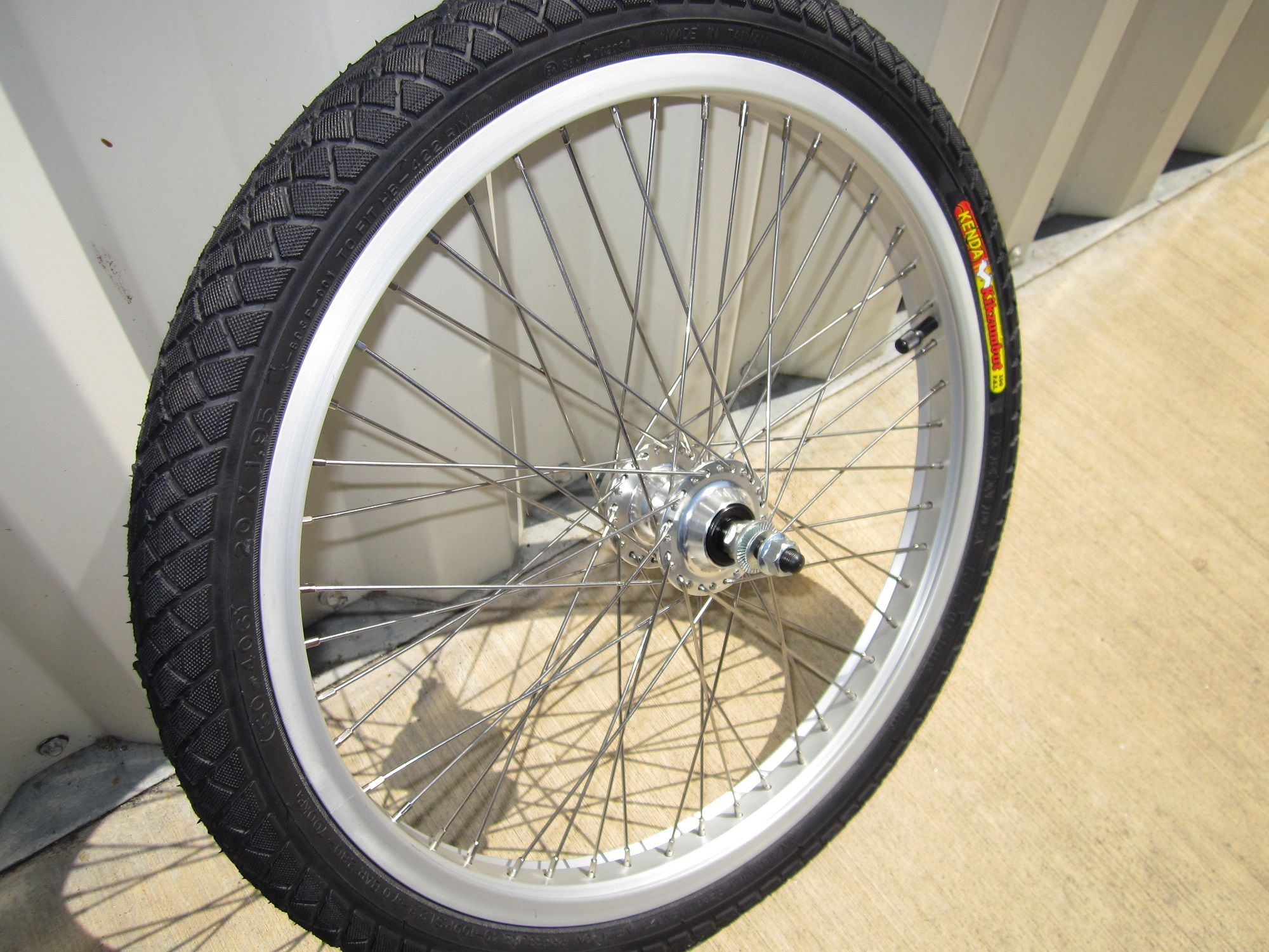 Wheel, rear, 48 spoke - Click Image to Close